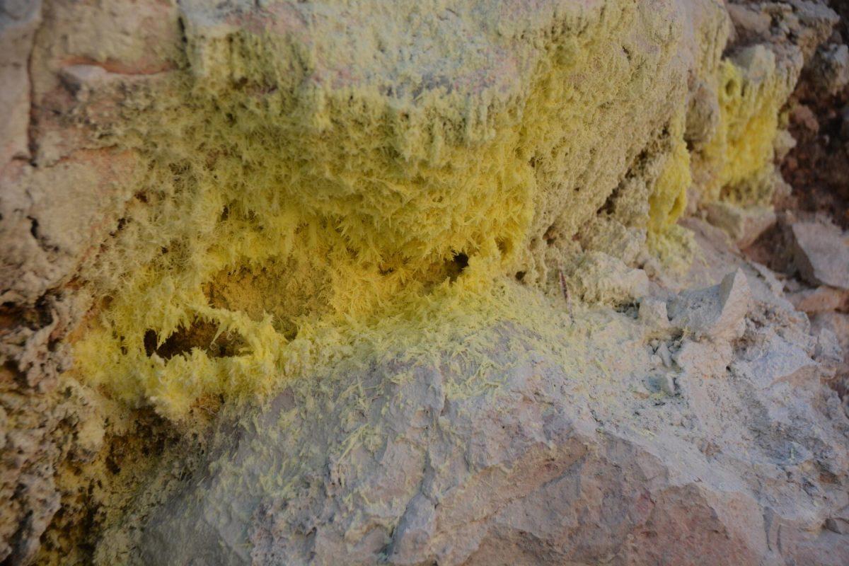Hydrothermal well sampling in Beppu (JP)
